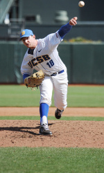 UCSB Unable to Support Edgington in Defeat
