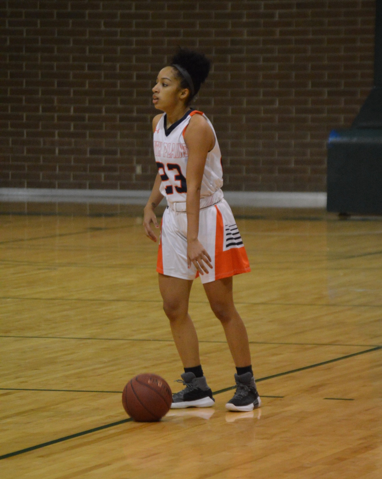 Lady Texans sink Chandler-Gilbert 72-57 Sunday in Arizona