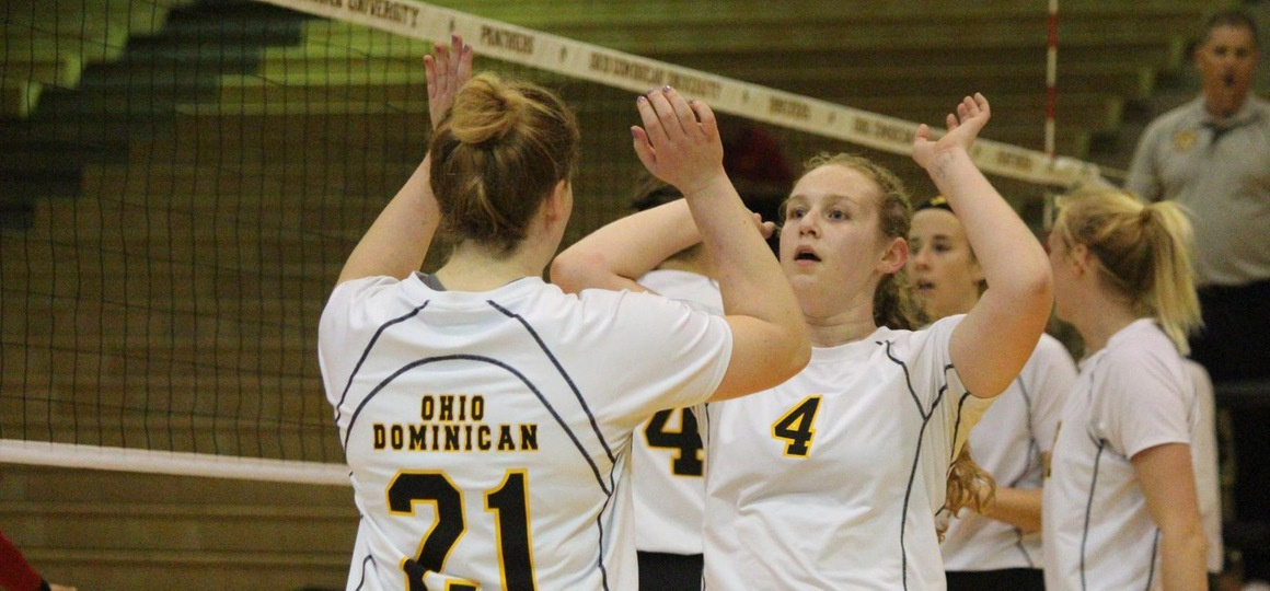 Conference Play Begins For Volleyball As Panthers Travel To West Virginia