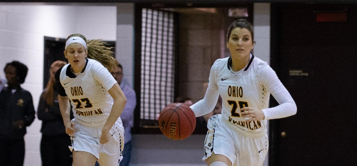 Fisher's Three Lifts Women's Basketball To Road Win At Ohio Valley
