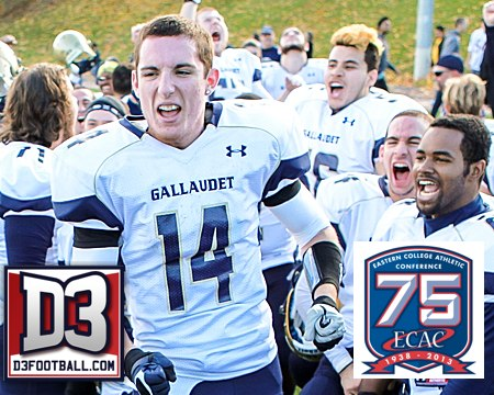 GU's Chris Papacek named to D3football.com Team of the Week, ECAC Northeast Special Teams Player of the Week