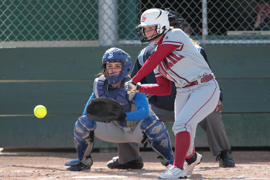 SCU Softball Rained Out In Both Games at Capital Classic in Sacramento