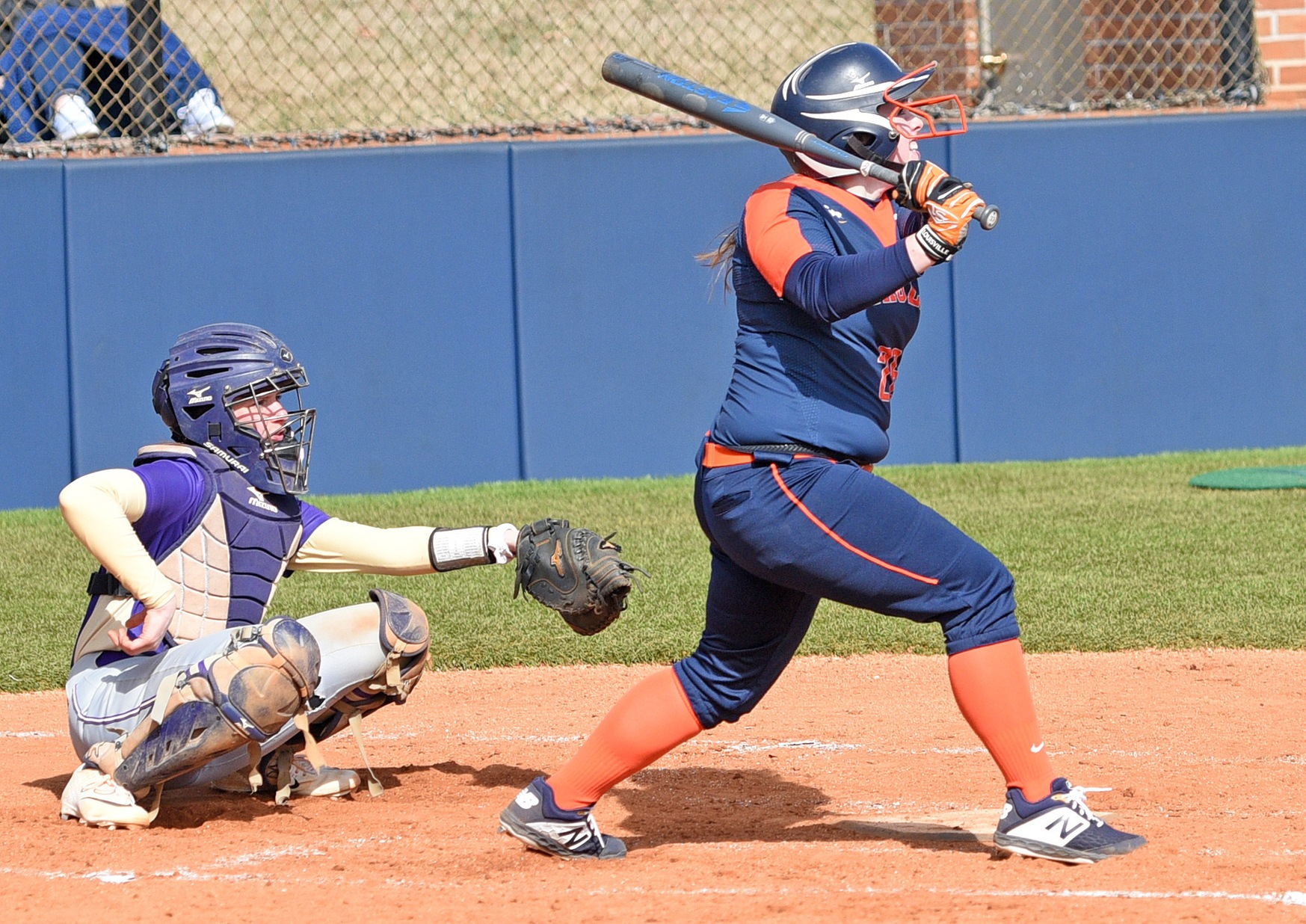 Two-out hitting carries Carson-Newman pasts Claflin