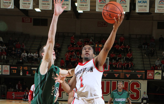 Men's Basketball Finalizes 2012-13 Schedule