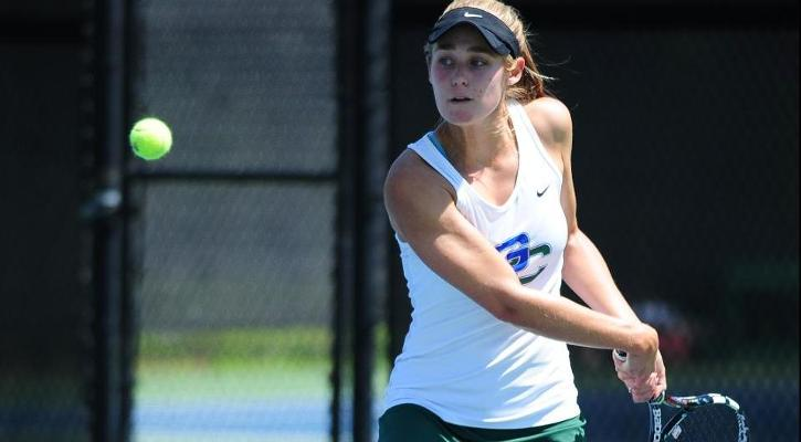 #15 GC Women's Tennis Finishes Regular Season with Loss to #9 Columbus State, 5-2