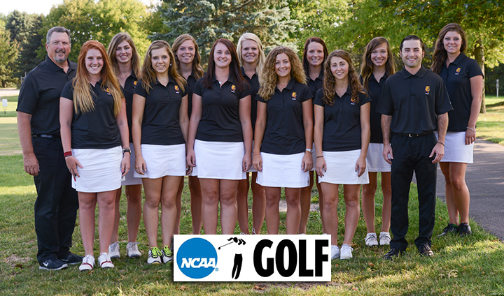 Ferris State Takes Over Sole Possession Of Third Place After Two Rounds In NCAA Women's Golf Regional
