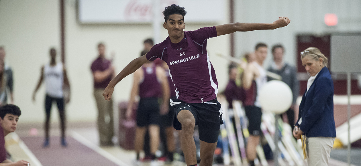 Men's Track and Field Produces Nine Event Victories in Season Opener