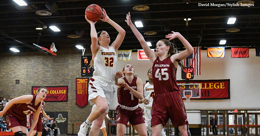 Women's Basketball Routs Mules in Playoff Opener
