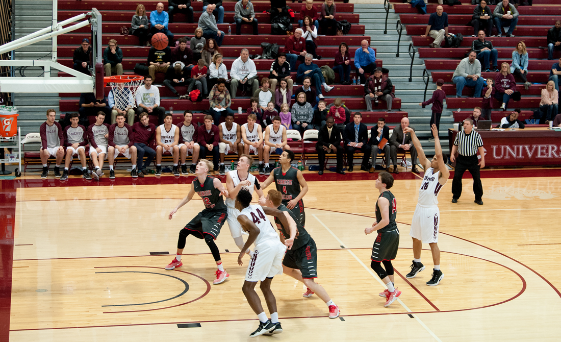 Maroon men's basketball camps scheduled for Sept. 23-24