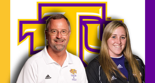 Two Golden Eagle coaches receive master's degrees