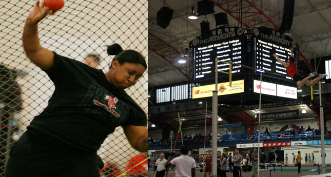Hornets Host Sprint, Jumps, Throws Challenge Part II; Penick Breaks Record