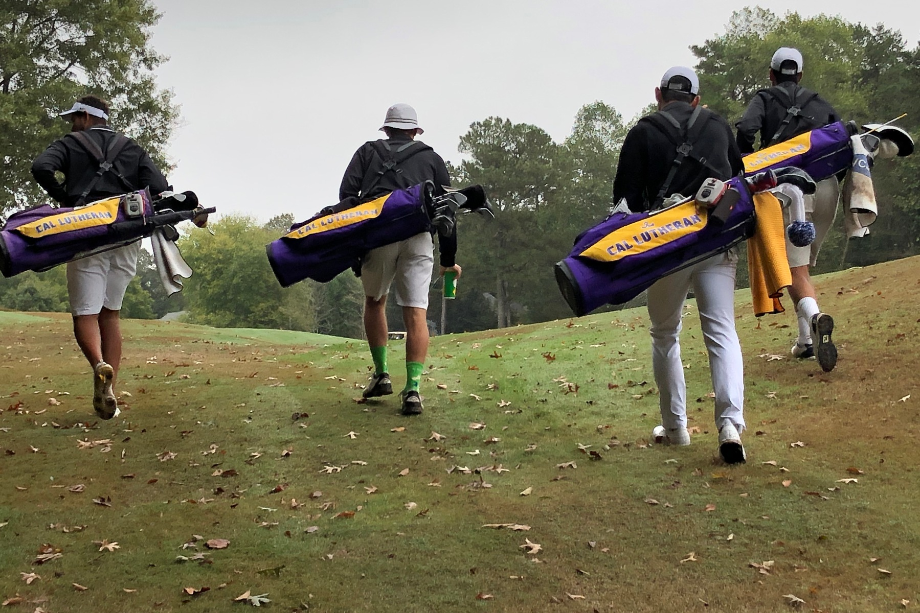 Kingsmen, Perry Seventh in Final Fall Tournament
