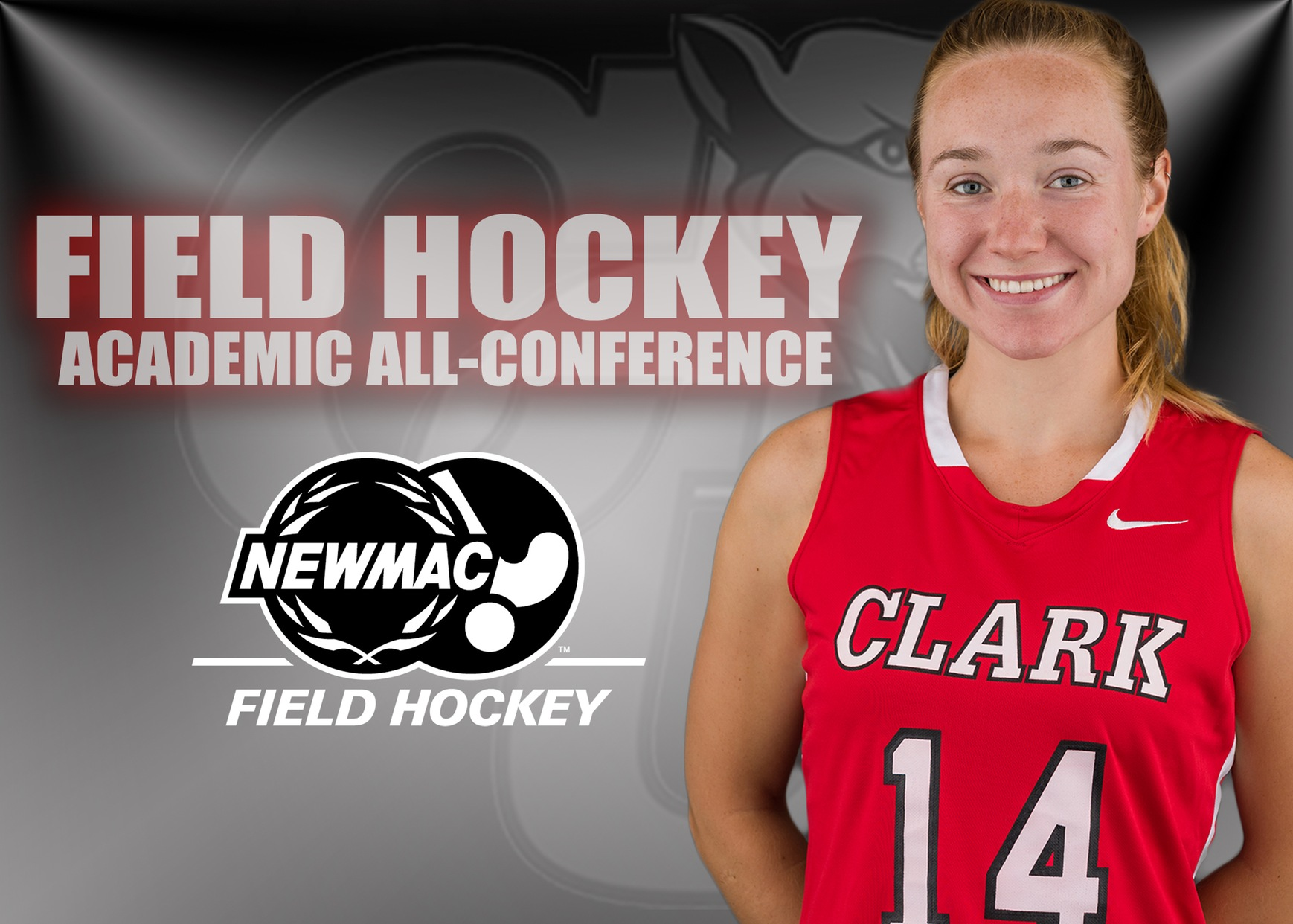 Mahan Named to NEWMAC Academic All-Conference Team