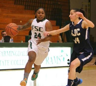 Fraser Leads Mount Saint Vincent to Upset of Rams