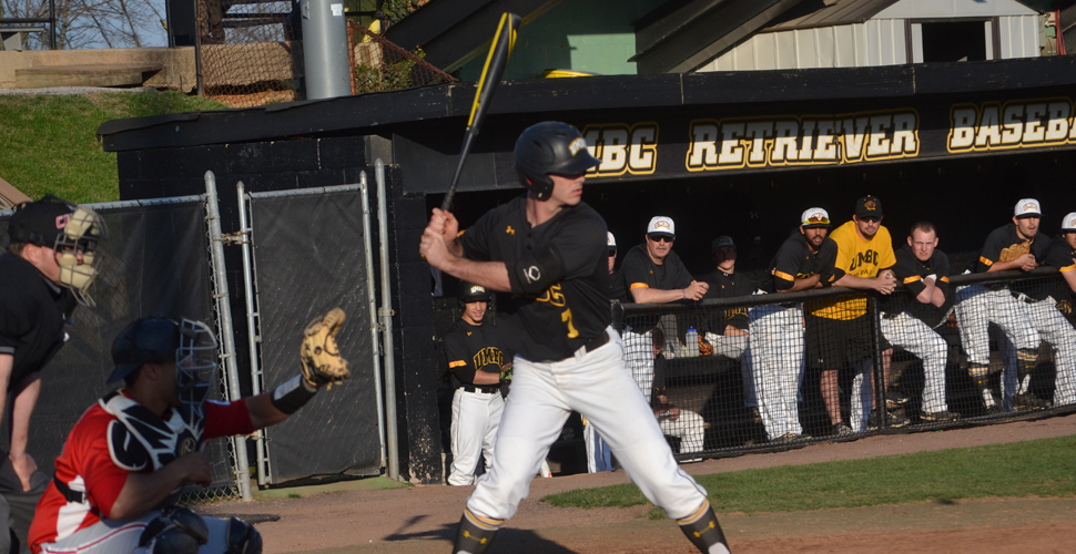 UMBC Baseball Cruises Past Delaware State for 17-5 Mid-Week Win