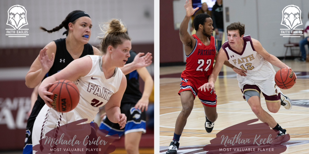 Men's and Women's Basketball Team Awards: Most Valuable Player