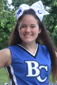 Cheer/Dance: Ashlee Greene