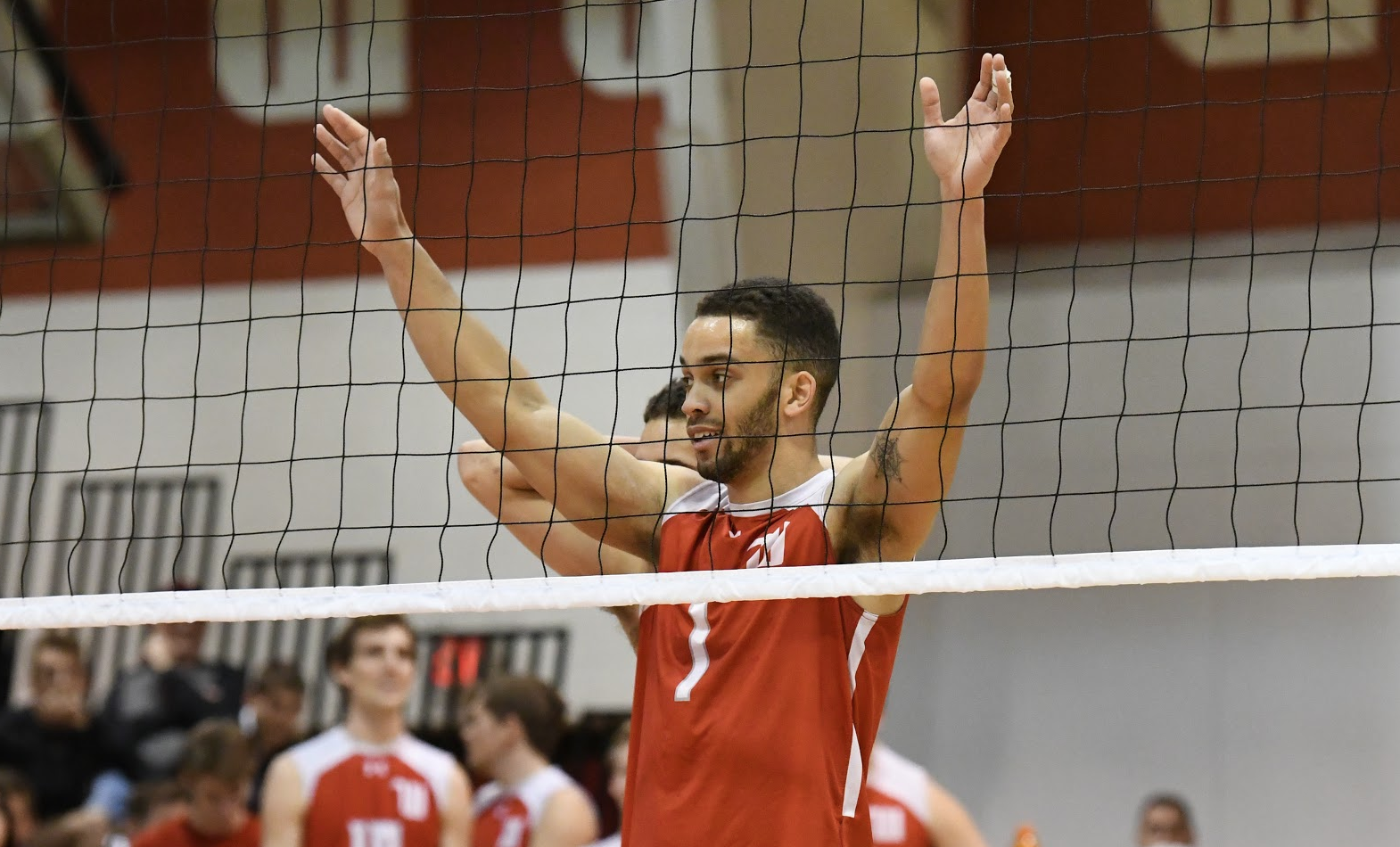 Men's Volleyball Falls On The Road To Mount St. Joeseph