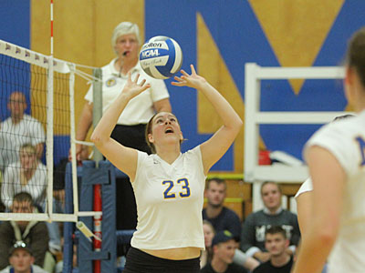 Maine Maritime Women's Volleyball Set to Take on UMass Boston in NCAA Tournament