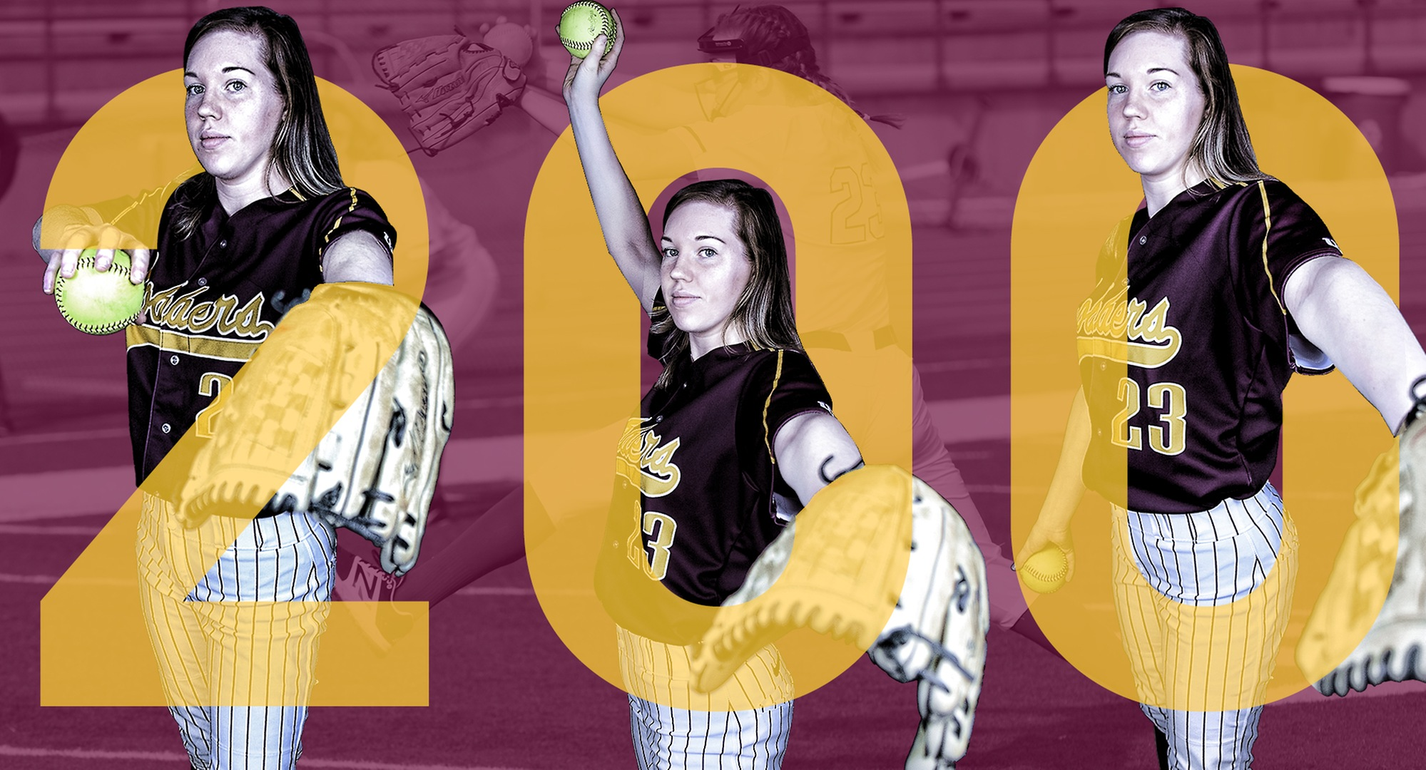 Megan Gavin struck out six in the first game at St. Olaf to become the fifth Cobber in school history to reach the 200 strikeout mark.