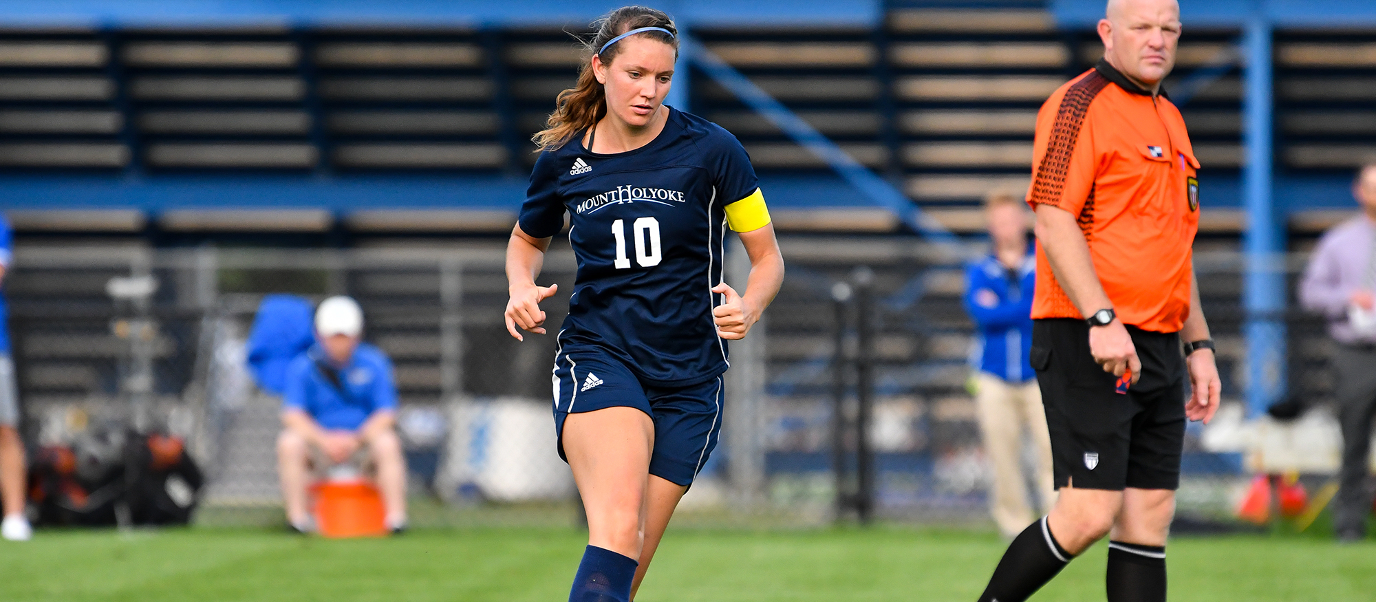 Soccer Falls Short of Saint Joseph, 3-2, in Non-Conference Play
