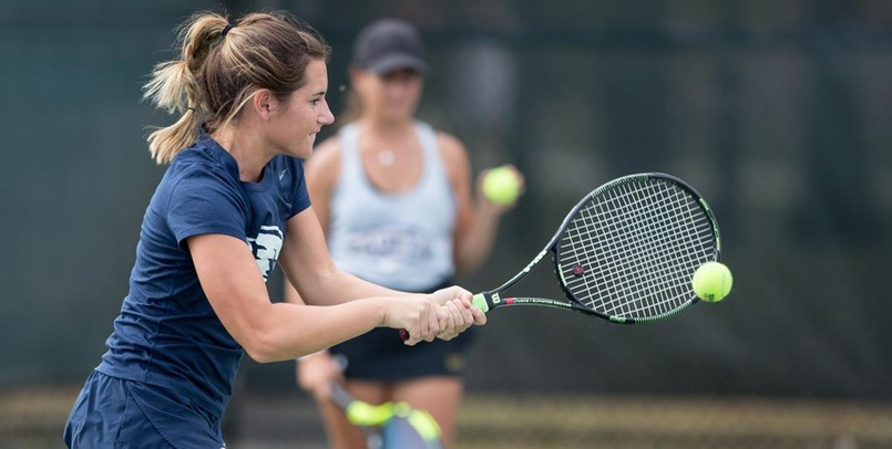 SVSU Tennis Takes 8-1 Victory Over Ashland