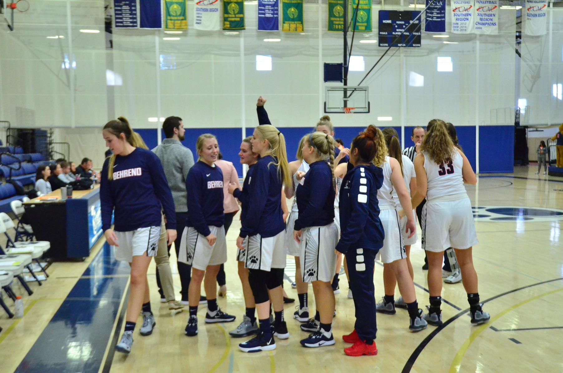 Behrend Takes Down Pitt-Greensburg in AMCC Game of the Week