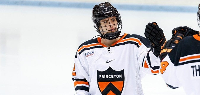 Princeton extends unbeaten streak to 11 as they beat RPI