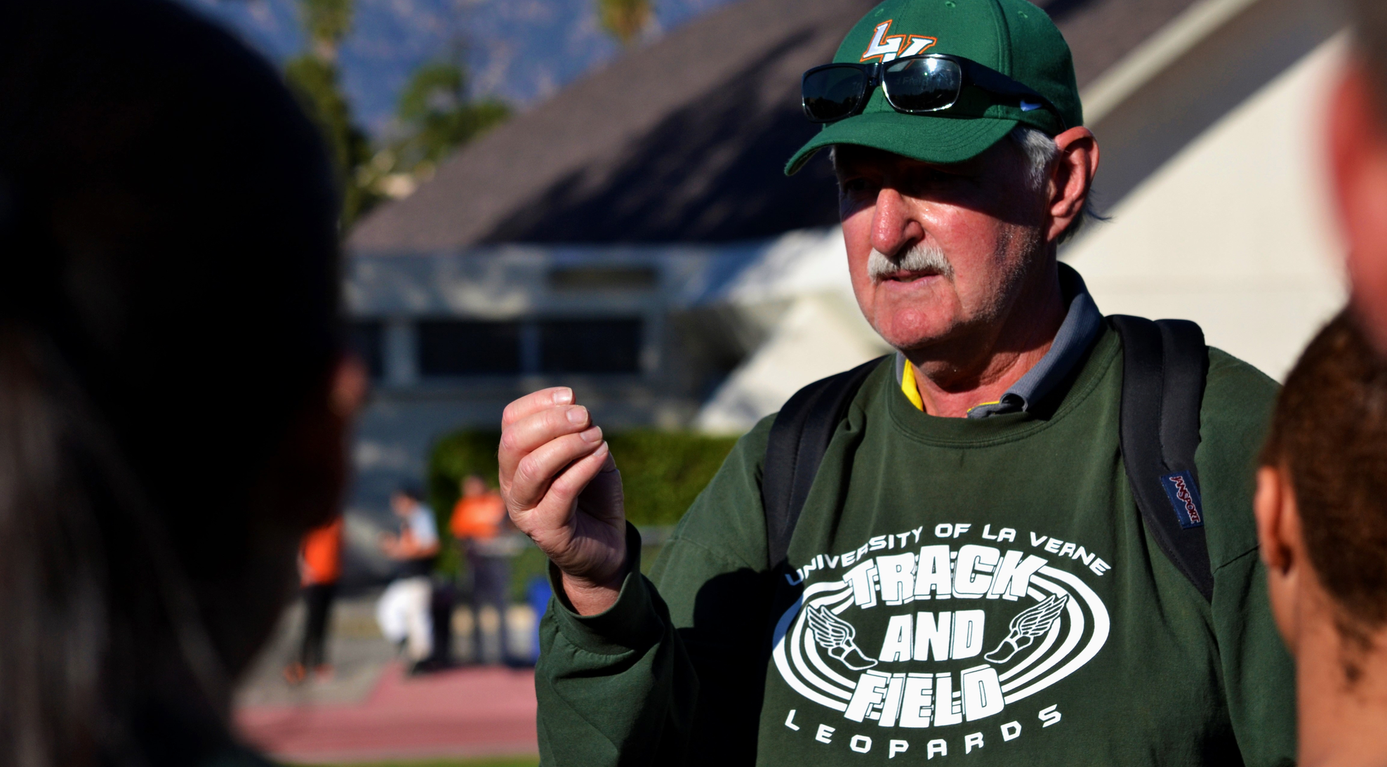 Pat Widolff steps down as La Verne track and field coach