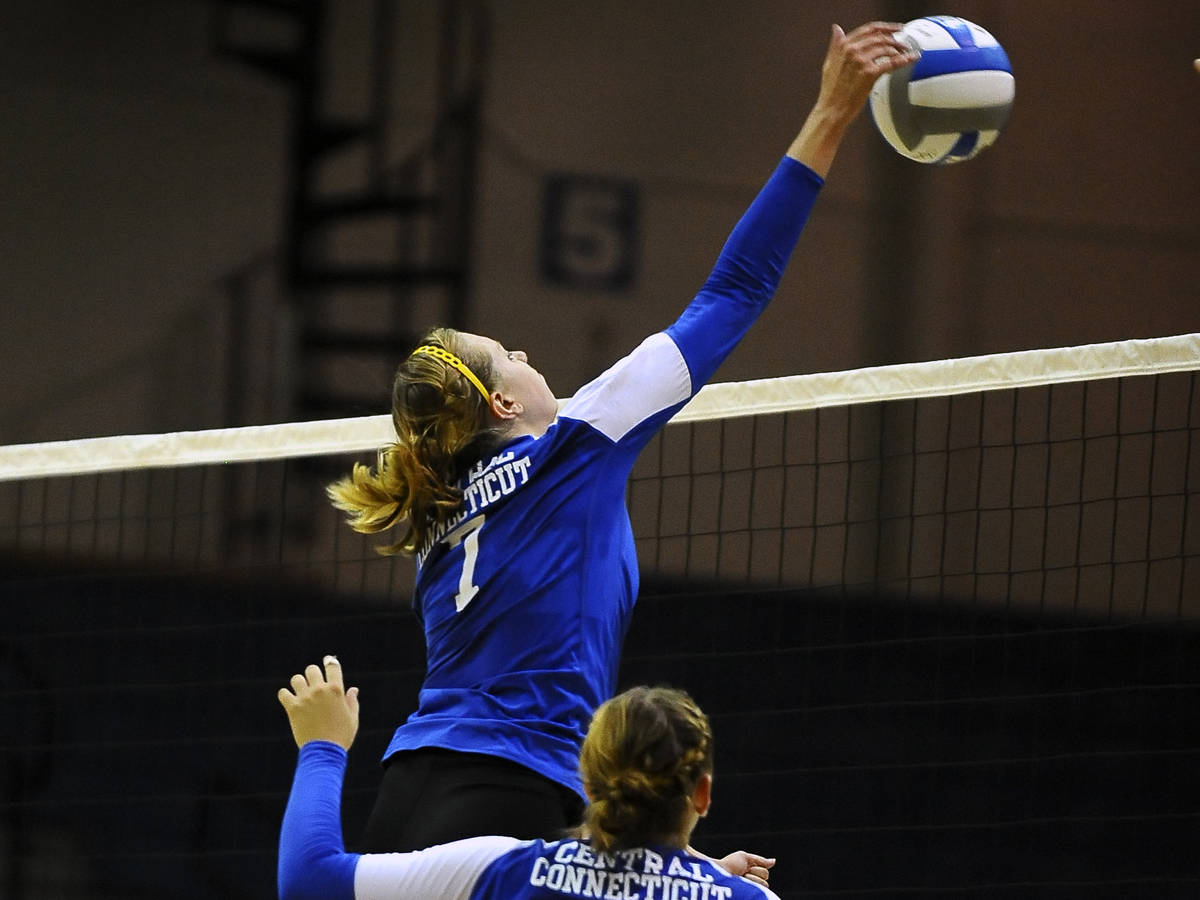 CCSU Tops Seton Hall In First of Two at Rose Hill Classic on Saturday