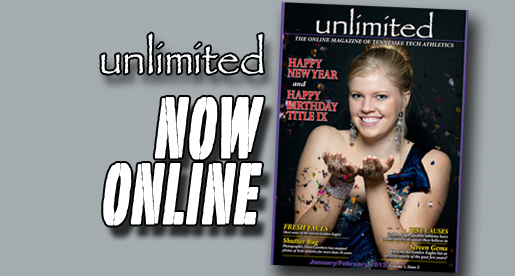 Latest edition of unlimited magazine features celebration of Title IX, lots of photos