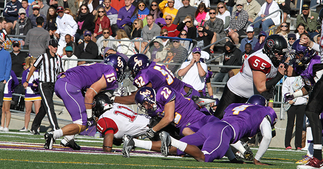 Cal Lutheran's Anthony Monroe Named to D3Football.com Team of the Week