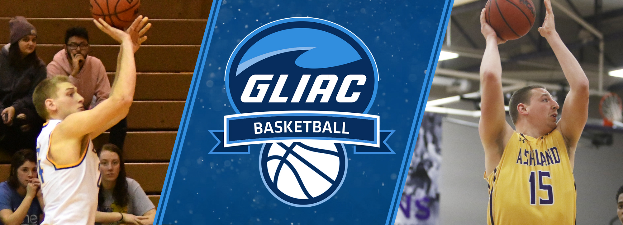 LSSU's Marquardt and Ashland's Noble claim season's final weekly awards