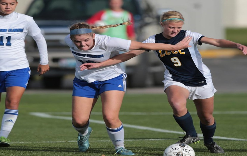 LCCC Women's Soccer Downs Western Texas College