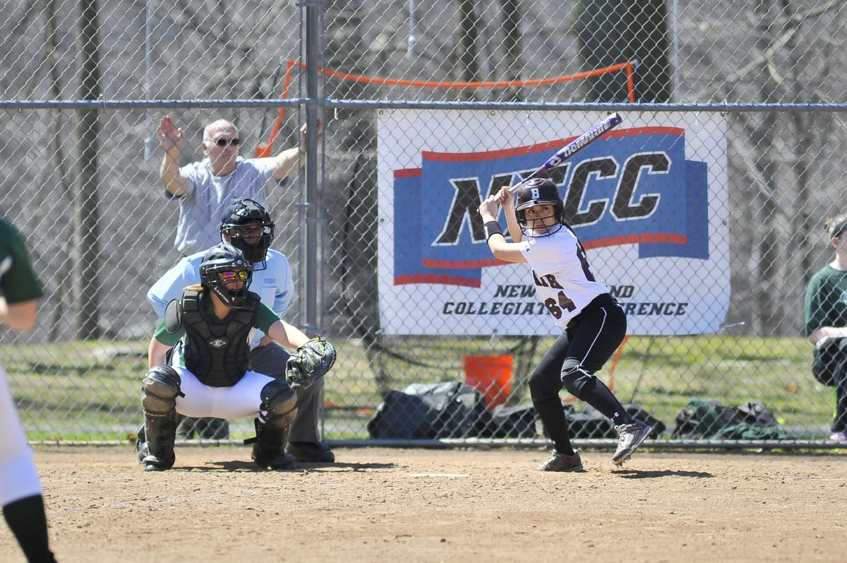 Bay Path Advances in NECC Softball Action with 5-2 win over Mitchell