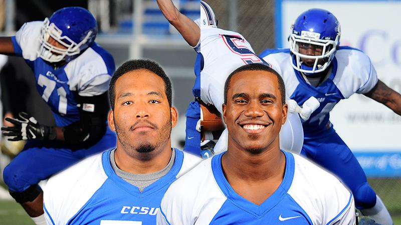 Fuller, Reese Named FCS All-New England