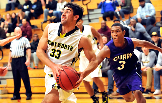 Men's Basketball Suffers Setback at Eastern Nazarene