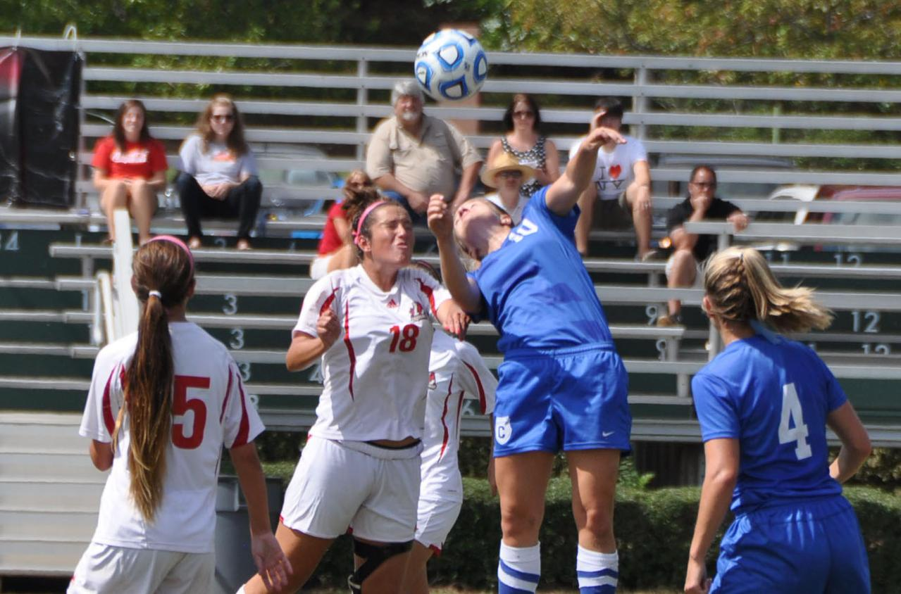 Women's Soccer: Panthers,  Covenant play to scoreless draw