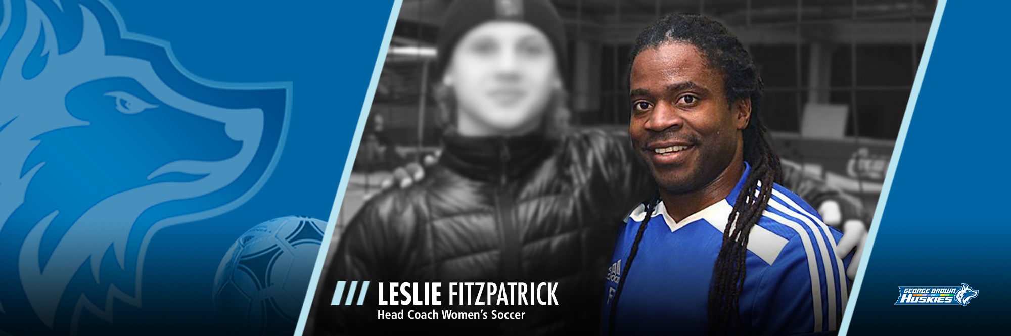 LESLIE FITZPATRICK NAMED HUSKIES WOMEN'S SOCCER HEAD COACH