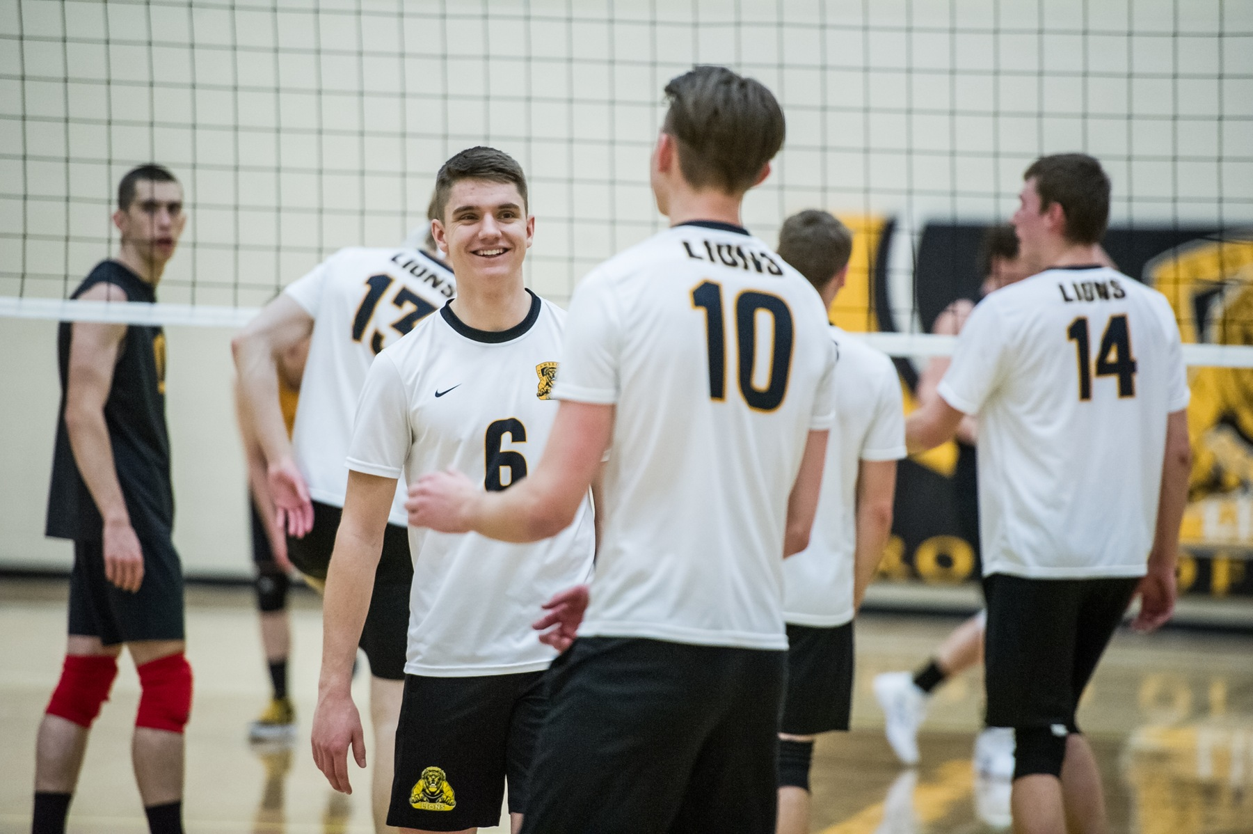 Kodiaks Dominant in Three Set Victory Over Lions