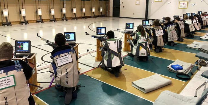 Rifle Team Notches 92nd Consecutive Victory