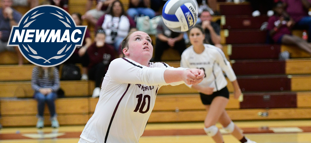Labadorf Named NEWMAC Women's Volleyball Offensive Athlete of the Week