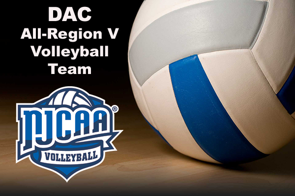 DAC announces All-Region Volleyball Team