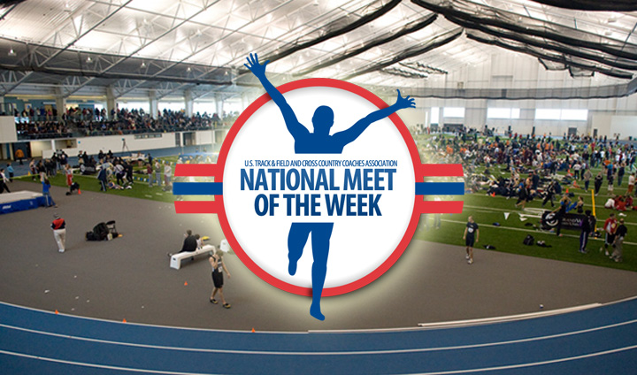 Ferris State Hits Five NCAA-Qualifying Marks In Division II National Meet Of The Week