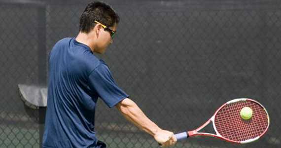 Men's Tennis Earns Top Region Rank