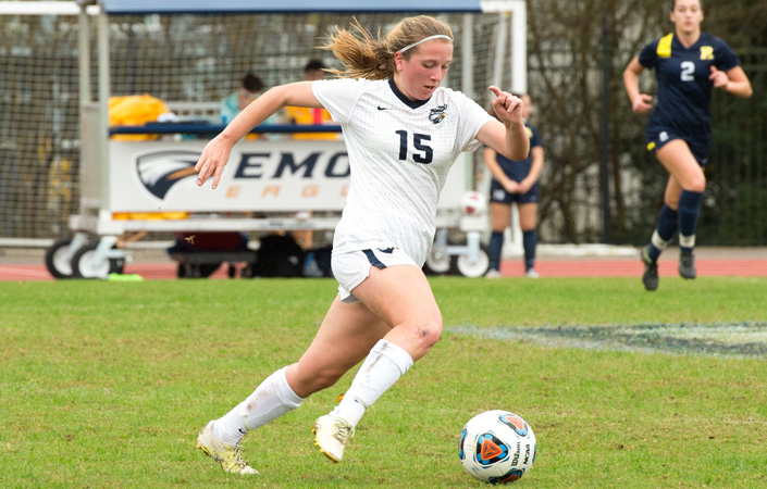 Emory Women's Soccer Blanked by #1 Chicago