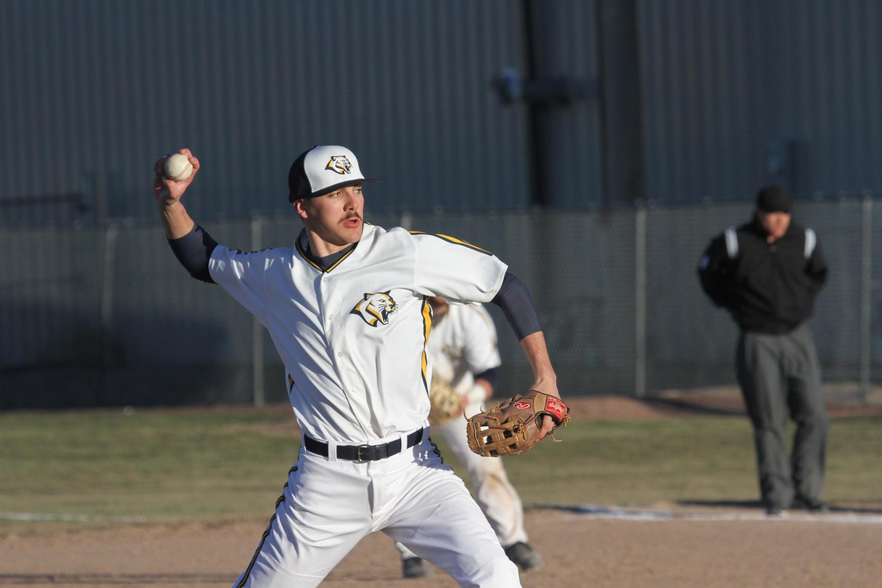 WNCC baseball picks up two wins over Miles at home
