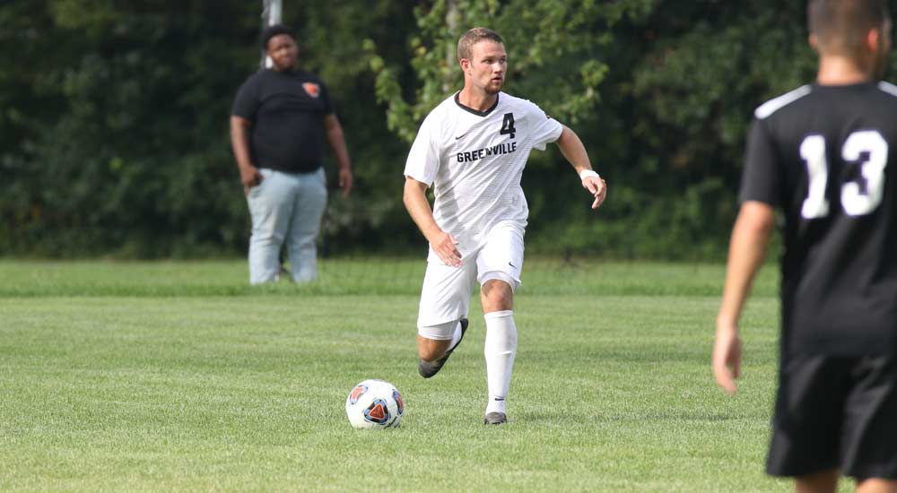 Men's soccer tripped up at Dominican