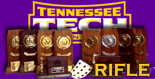 Golden Eagles finish sixth in OVC rifle championships