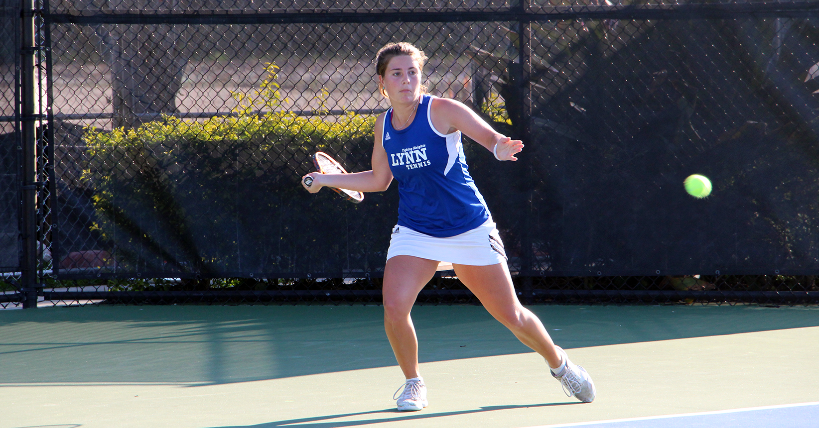 Spartans Surrender; Women's Tennis Sweeps Tampa